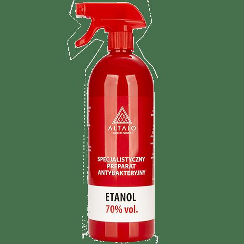 ALTAIO Specjalistyczny preparat antybakteryjny 1L