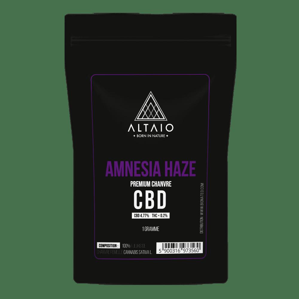 ALTAIO AMNESIA HAZE SUSZ KONOPNY 4.77% CBD 1G