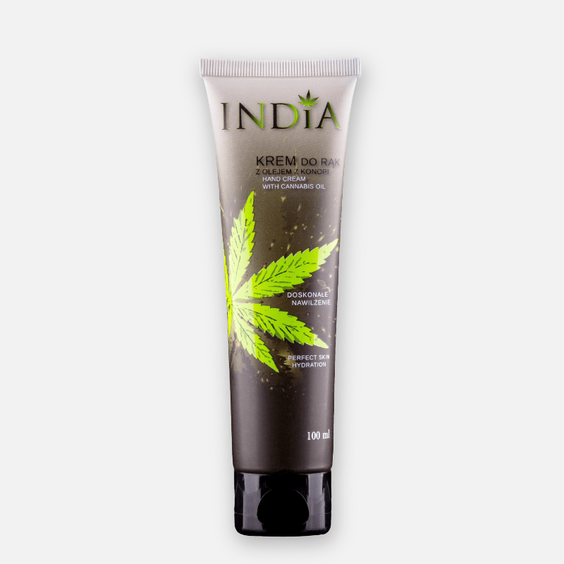 India Cosmetics Krem do rąk 100ml