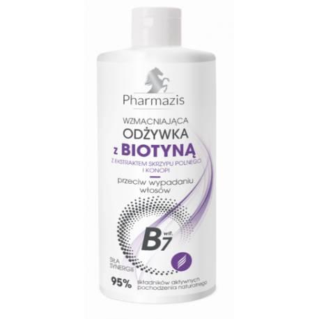 Wzmacniająca odżywka do włosów z biotyną – PHARMAZIS